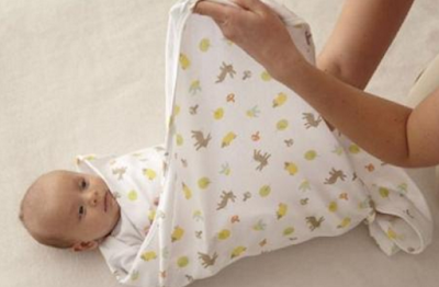 Bedong : Cara Bungkus Bayi Dengan Kain
