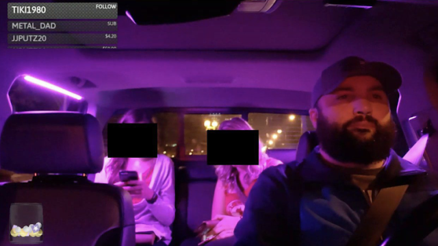 Uber bans drivers from broadcasting recordings of riders, months after St. Louis livestreamer was exposed