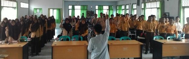Jauhkan Pelajar dari Pergaulan Bebas, HTI Tabalong Gelar Training Remaja