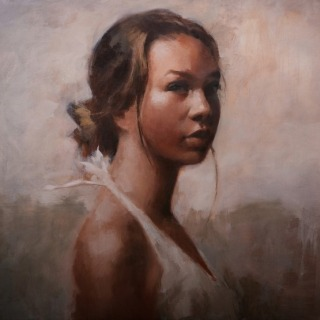 Венгерский художник. Janos Zoltan Kovacs