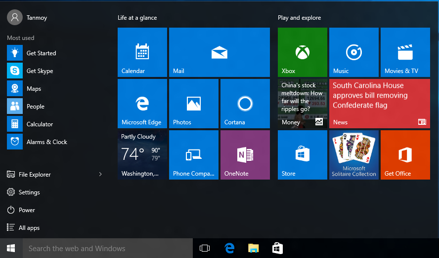 How to print in Windows 10