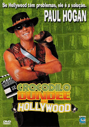 Crocodilo Dundee 3 : Em Hollywood