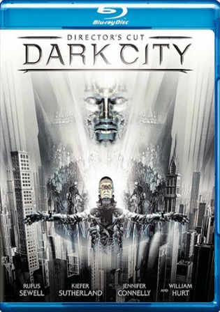 Dark City 1998 BRRip 750Mb Hindi Dubbed Dual Audio 720p Watch online Full Movie Download bolly4u