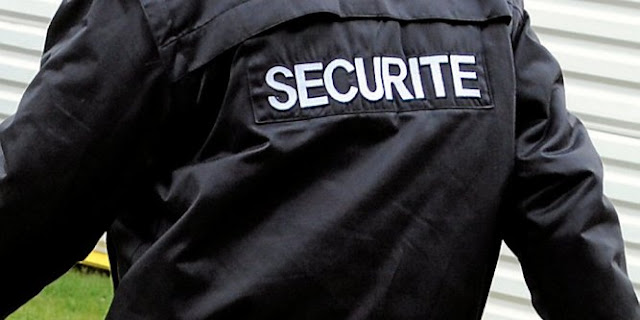 Image result for رجل الأمن والمراقبة