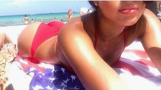 Fotos de modelo estadounidense