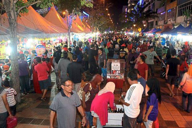 Kadar Sewaan Tapak Bazar Ramadhan Di Kurangkan