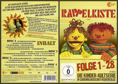 Rappelkiste. 1973–1984. DVD 1.