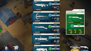 تحميل لعبة القتال Space Marshals 2 مهكرة كاملة مع ملف الداتا للاندرويد Apk