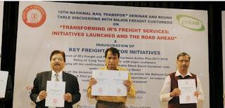 Indian Railway : Mini Budget 2017