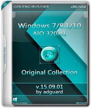 Windows 7-8.1-10 (x86-x64) AIO 2015 Latest is here