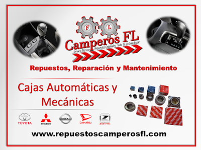 Repuestos Camperos FL