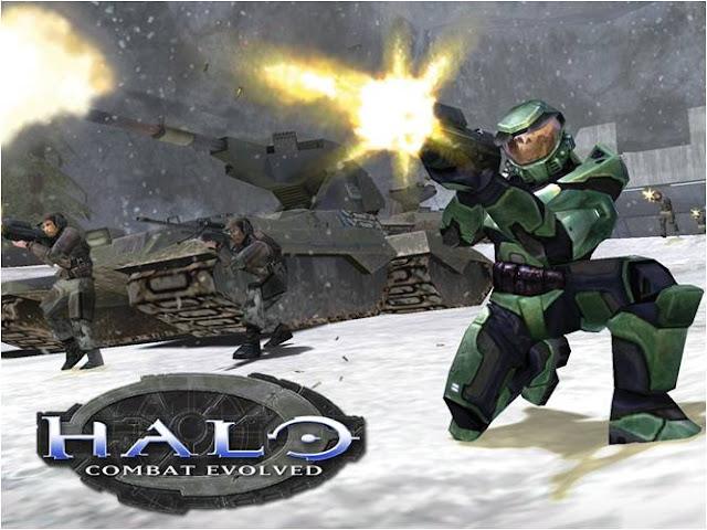 Halo Trial RVE