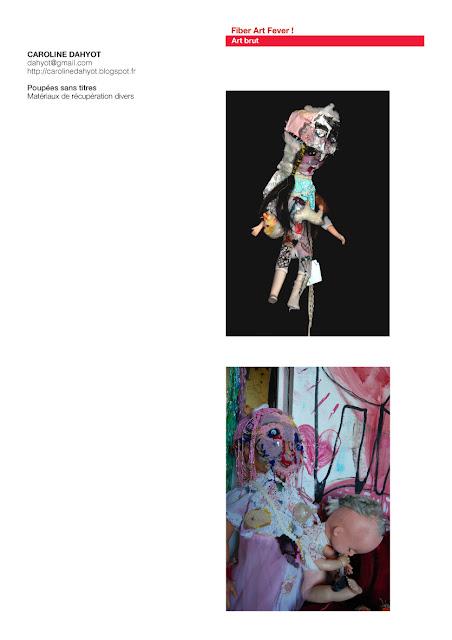 Art Brut, poupée d'artiste