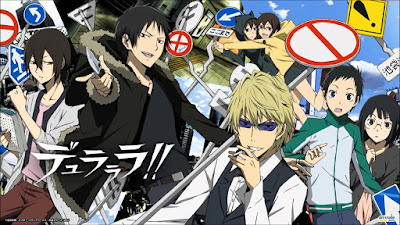 Durarara!!x2 Ten BD Episode 1 – 12 Subtitle Indonesia [Batch]