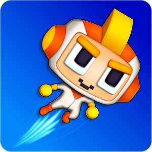 Neon Chrome apk, Digby Jump latest apk download