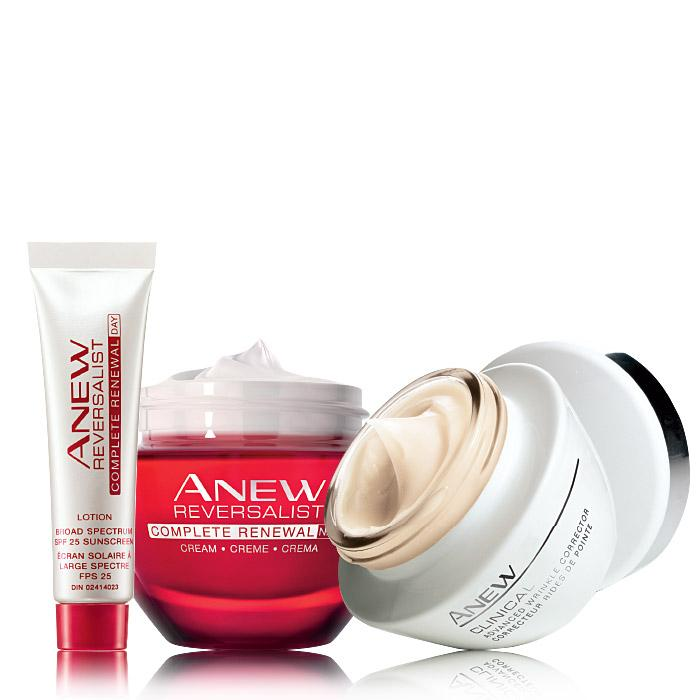 ANEW Wrinkle Treatment Trio $40.00