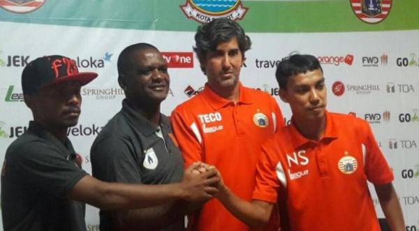 Persipura Targetkan Kemenangan dikandang Persija Jakarta