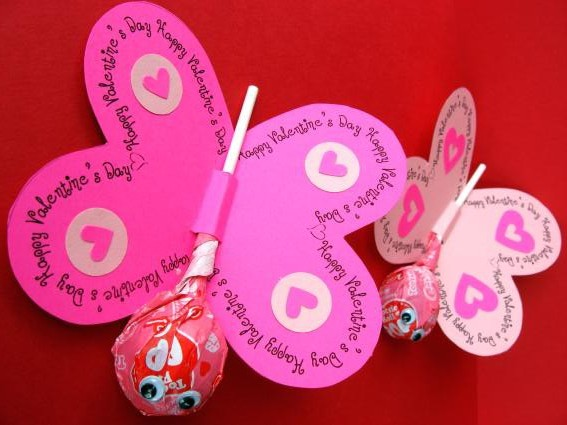 Strickly Us Valentine S Day Crafts Pinterest Style