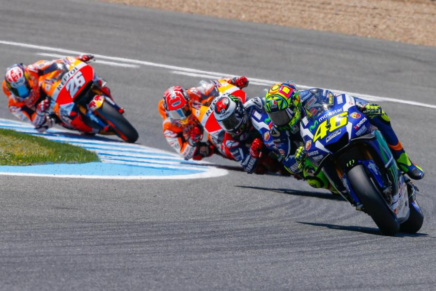 2016 Jerez Spain Motor Race