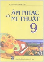 Sách Giáo Khoa Âm nhạc và Mĩ thuật 9 - Hoàng Long