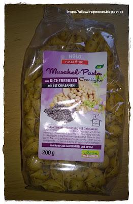 Holo Muschel-Pasta