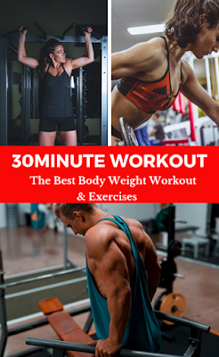 The best body weight workout and exercises.