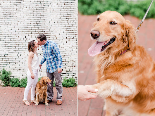 Washington DC Engagement Photos at Blagden Alley | Amanda & Nick