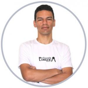 Pedro Delfino é o Instrutor do Treinamento Profissionais LINUX