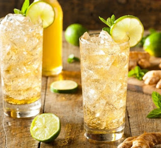 Scotch and Ginger Highball Recipe