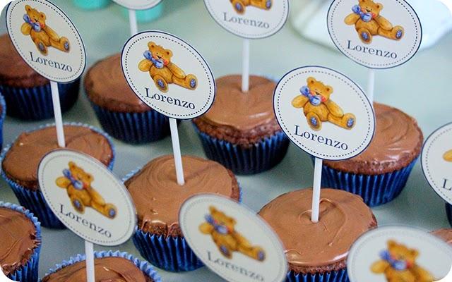 Faça Você Mesmo : Placas para Cupcakes