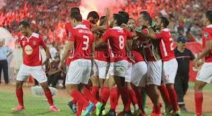 النجم الساحلي يتاهل اول المجموعة للدور القادم من دوري أبطال أفريقيا بعد الفوز على بلاتينوم