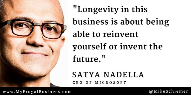Bootstrap Business Satya Nadella Quotes For Entrepreneurs Interesting The Energy Bus Quotes