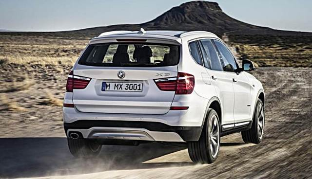 2017 Bmw X3 Hybrid Drivetrain And An M3 Sourced Straight Six Auto