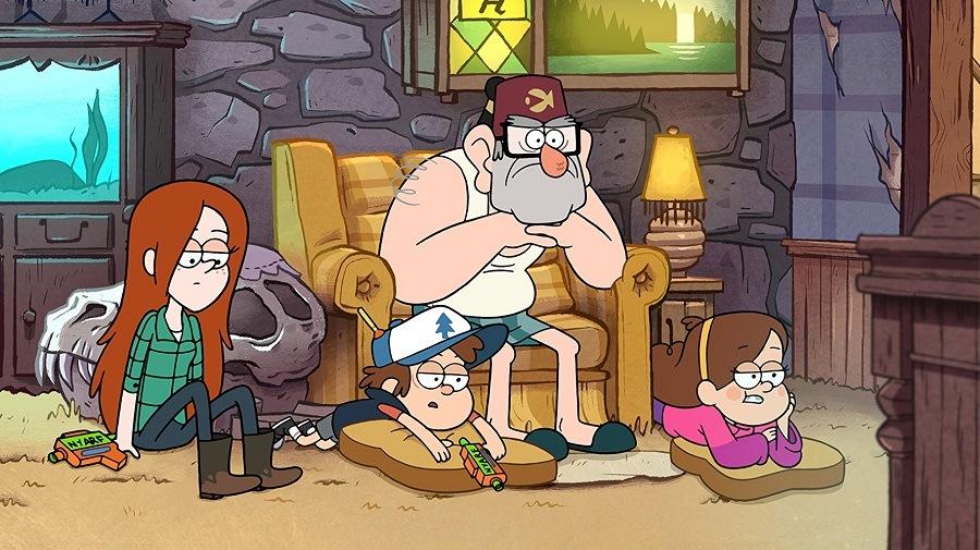 Desenho Gravity Falls - Um Verão de Mistérios - 1ª Temporada Dublado para download