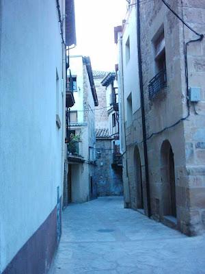 Calle Palacio, El Palau, El Palacio, detalle