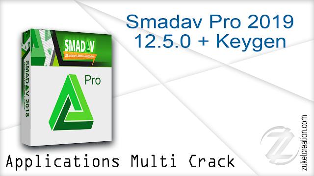 Smadav Pro 2019 12.5.0 + Keygen