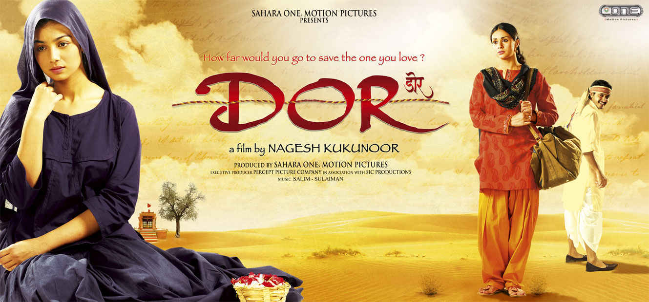 Dor (2006) Hindi 720p & 480p HDRip Full Movie Download