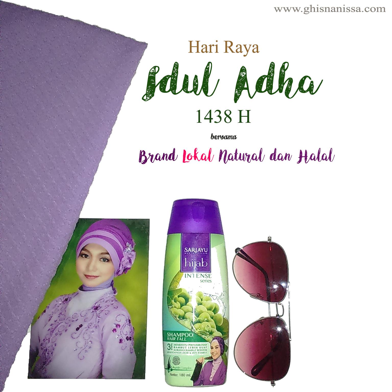 Ssa Ghisna Ni Sari Ayu Shampoo Hijab Hair Fall 180ml Kebahagiaan Sebagian Wanita Sesederhana Memiliki Rambut Kuat Dan Sehat Karena Adalah Mahkota Bagi Yang Harus Dijaga Dirawat Dengan