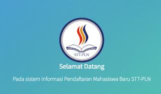Pendaftaran Online STTPLN 2018/2019