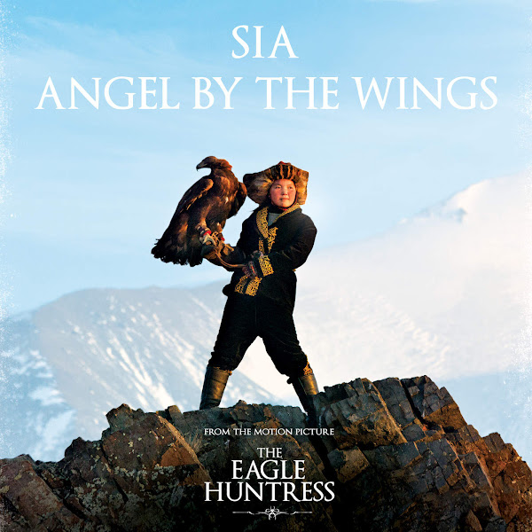 Sia - Angel by the Wings - Single Cover