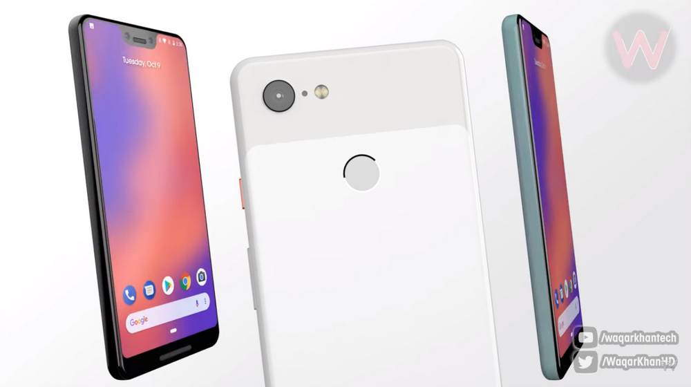 Google Pixel 3 XL (youtube.com)