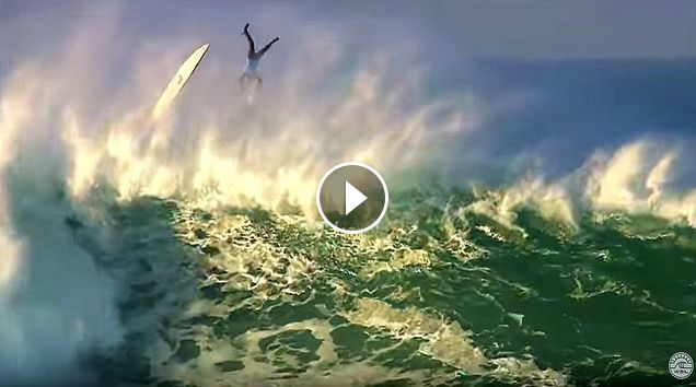 2016 BWT Nazaré Challenge Highlights