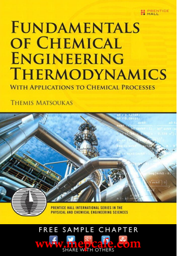 Fundamentals Of Chemical Engineering Thermodynamics By