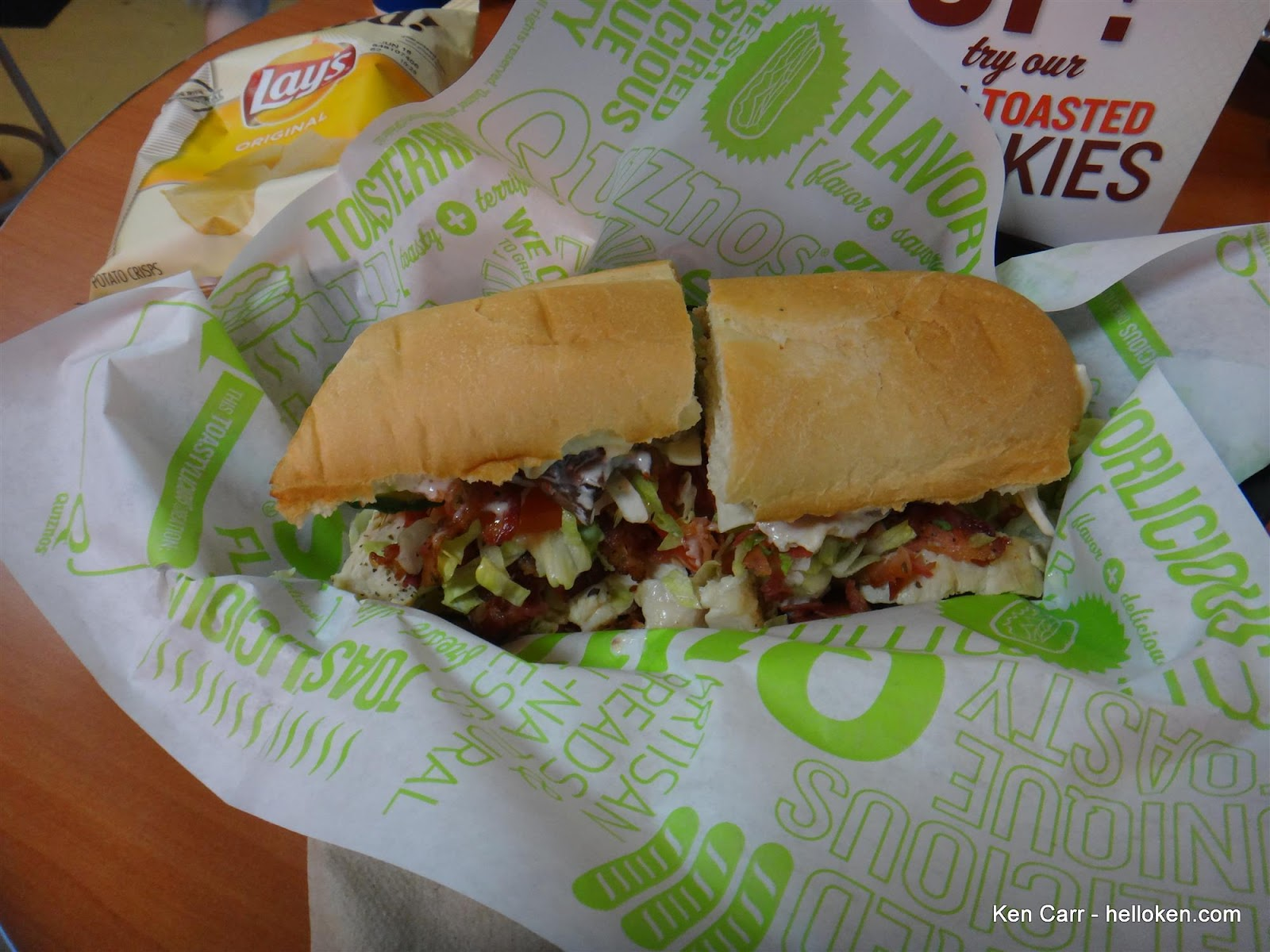 the ken carr blog quiznos and adult toys