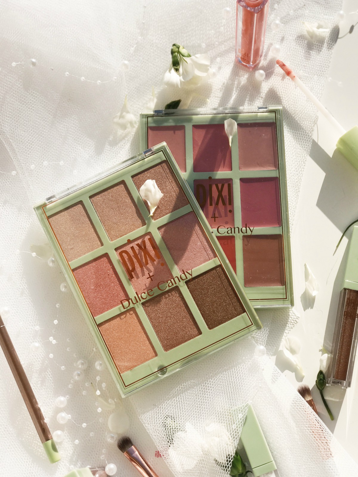 #pixipretties Pixi Dulce Candy Palettes Review