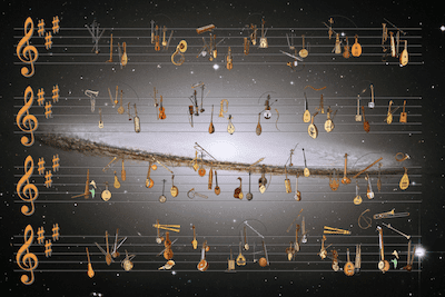 Music Visualization: The Key To Recovering Musical Diversity #VisualFutureOfMusic #WorldMusicInstrumentsAndTheory