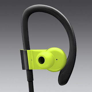 Beats Powerbeats 3 Wireless - Shock Yellow