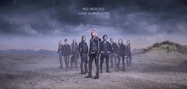 Poster y teaser tráiler de la 5ª temporada de 'The 100'