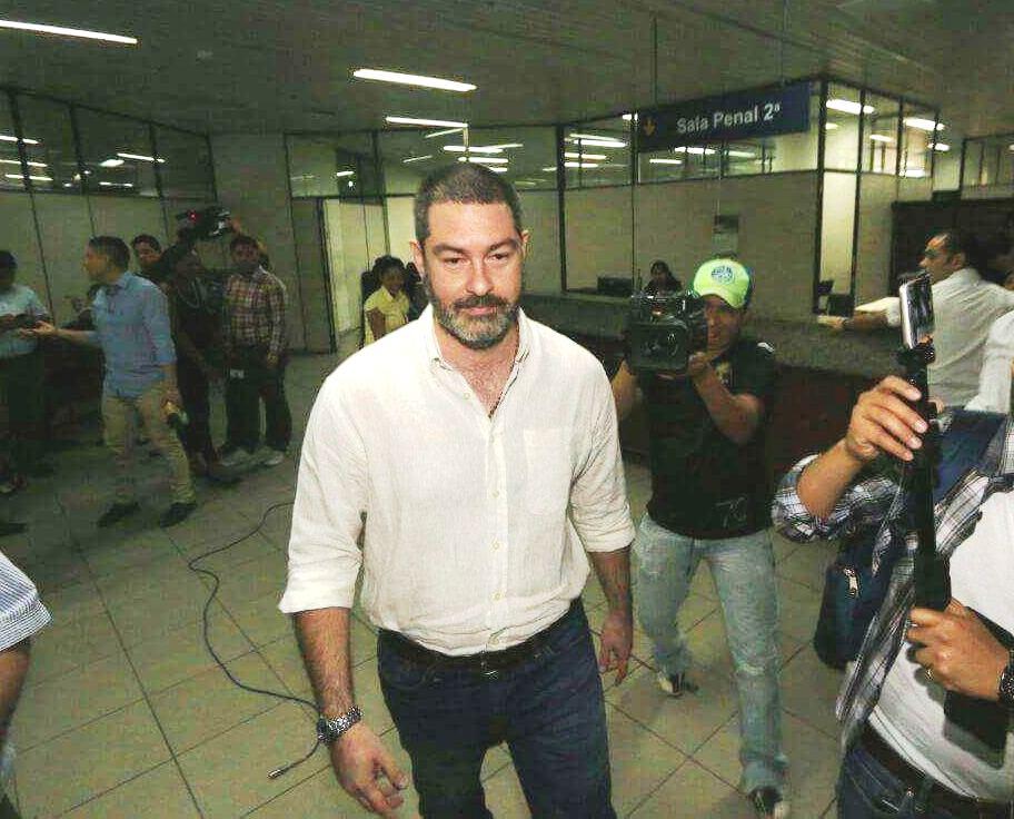 Matkovic pidió defenderse en libertad doce veces en Santa Cruz  / ARCHIVO EL DEBER