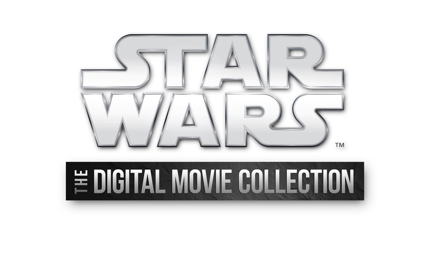 The Star Wars Digital Movie Collection. For the first time ever, all six epic films in the Saga, from The Phantom Menace to Return of the Jedi, will be available on Digital HD throughout the galaxy – or at least here on Earth – globally beginning Friday, April 10.